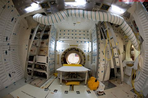 Interior Space Shuttle by What The Endeavour Space Shuttle Looks Like From The