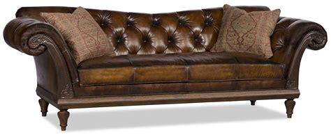 Sleek Leather Sofa Sleek And Leather Sofa