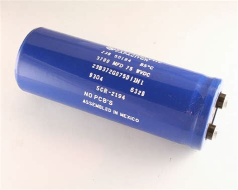 capacitor computer 23b372g075di1h1 ge capacitor 3 700uf 75v aluminum electrolytic large can computer grade 2020003419