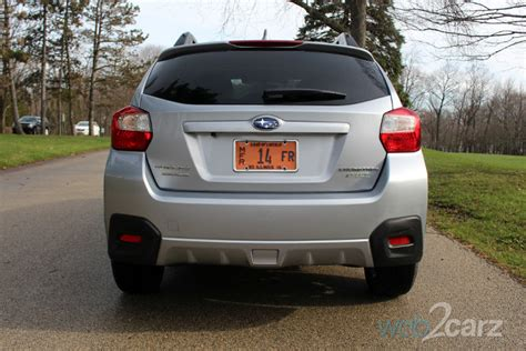 subaru crosstrek 2016 road 2016 subaru crosstrek 2 0i limited review web2carz