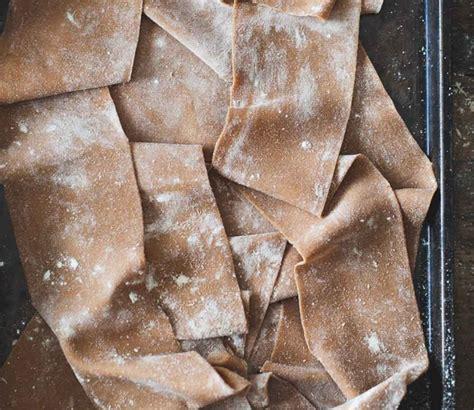 pasta fatta in casa con farina di riso pasta fatta in casa con farina di castagne le ricette di