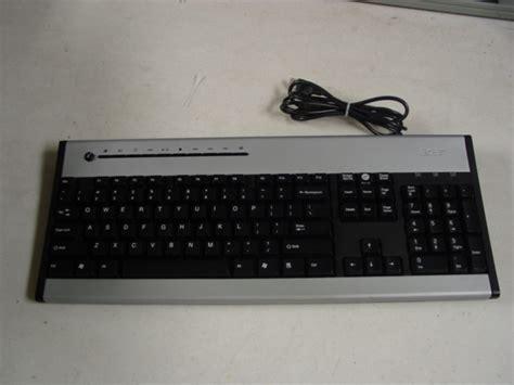 Keyboard Laptop Acer Usb Acer Ku 0355 Usb Standard Computer Keyboard Pc Ebay
