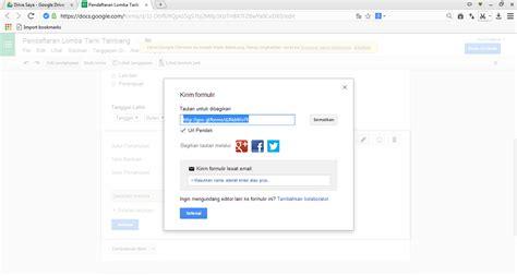 membuat formulir di google drive tutorial membuat formulir di google drive creative