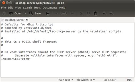 configure ubuntu server for dhcp linux all in one helpdesk ubuntu how to configure