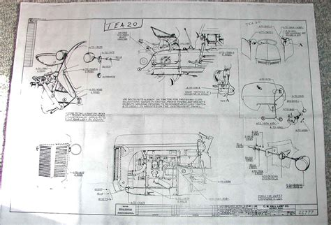 electrical and lighting diagrams ferguson enthusiasts of