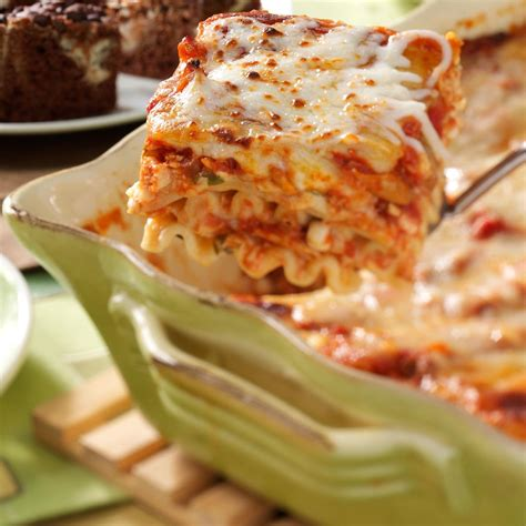 Todays Special Mexican Style Lasagna by Herbed Chicken Lasagna Recipe Taste Of Home