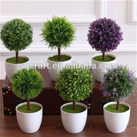 Pot Plant Baby artificial pot plants baby tree potted artificial plastic