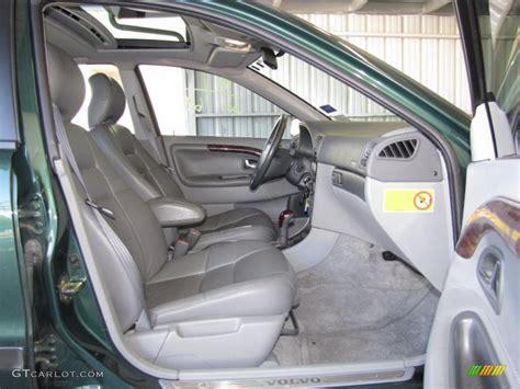 Volvo S40 2000 Interior by Silver Grey Interior 2000 Volvo S40 1 9t Photo 39322221