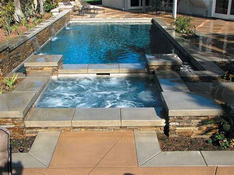 rectangular pool outdoors pinterest