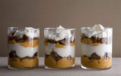 pumpkin pie parfaits in the kitchen with miss walters