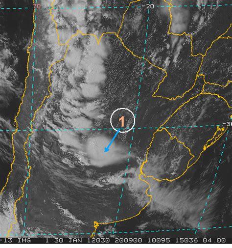 imagenes satelitales tormentas argentina meteorolog 237 a pr 225 ctica fotos satelitales de la gran