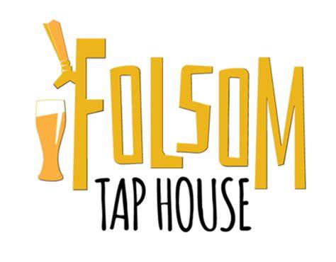 folsom tap house folsom tap house logo on behance