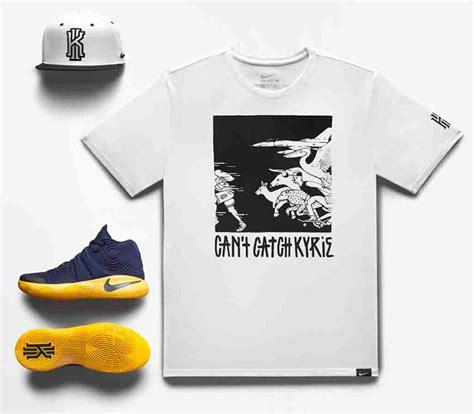 Tshirt Kyrie Nike Niron Cloth nike kyrie 2 cavs clothing sportfits