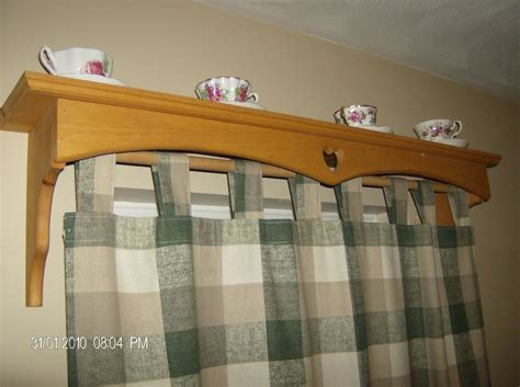 curtain rod shelves window shelf and curtain rod by dbourque lumberjocks
