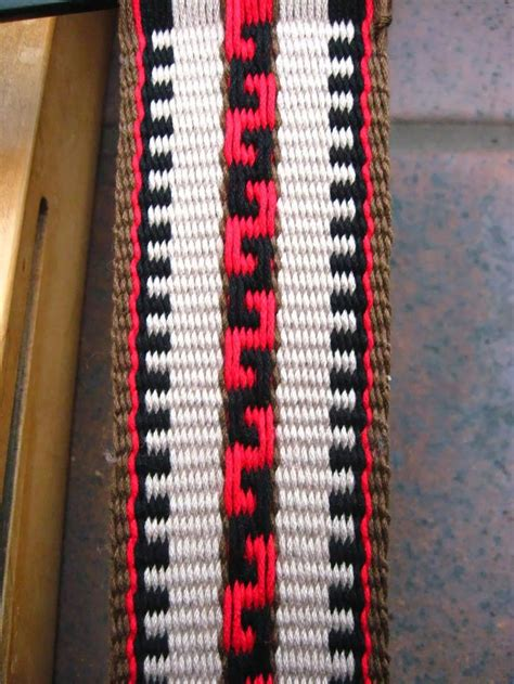 pattern inkle loom 1000 images about band weaving on pinterest tablet