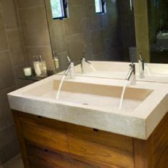 Two Faucets One Sink by Shannon Schnell Large Trough Sink With Two Faucets