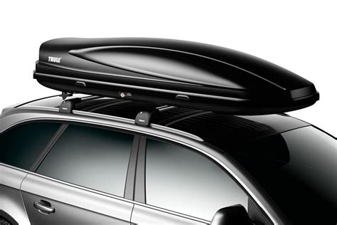 thule box auto thule cargo box thule rooftop cargo carrier