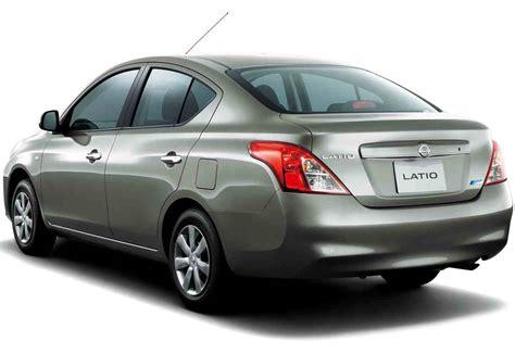 Nissan Latio nissan latio 2013