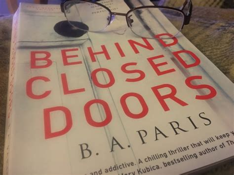 behind closed doors by b a paris mikayla behind closed doors by b a paris review tools 2 tiaras