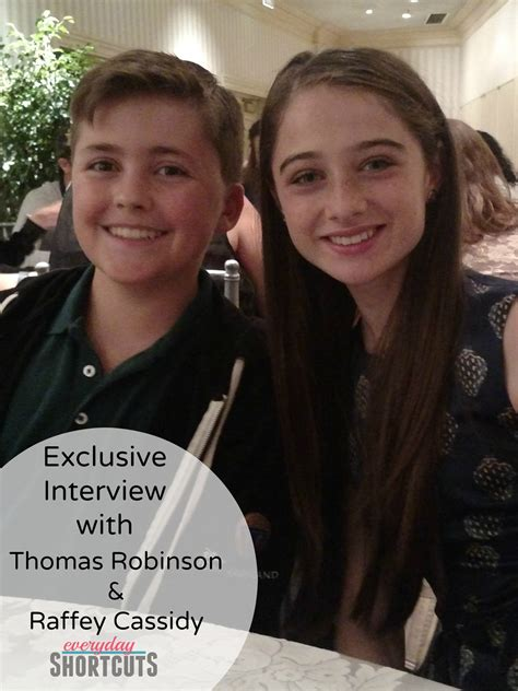 exclusive interview with tomorrowland actors thomas