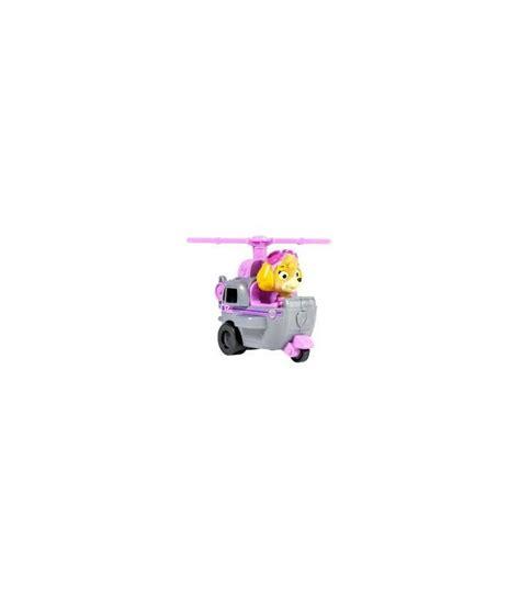 personaggio paw patrol skye veicolo spin master futurartshop