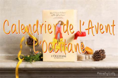 Calendrier De L Avent L Occitane Contenu Calendrier De L Avent L Occitane 2017 R 233 Servation