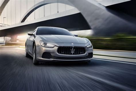 Maserati Ghibli Sedan by 2017 Maserati Ghibli Luxury Sports Sedan Maserati Usa