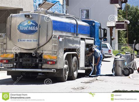 milk tanker design milchtankwagen in anras pustertaler tal 214 sterreich
