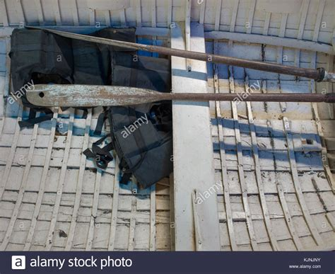 derelict rowing boat for sale wooden rowing oars stock photos wooden rowing oars stock