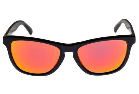 oakley frogskins matte black ruby iridium oakley sunglasses frogskins matte black ruby iridium