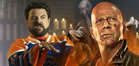 Will Smith Set Bruce Willis by Kevin Smith Compares Bruce Willis To Harry Potter S Dementor