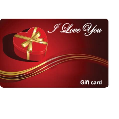 I Love Gift Cards - i love you gift card from cigar humidors online