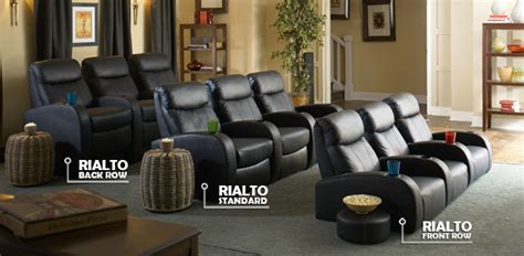 theater chairs rooms to go rialto theater seating avs forum home theater discussions and reviews