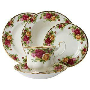 old country roses china by royal doulton