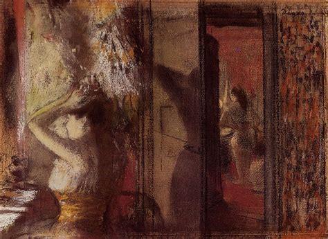Degas Interior by The Gallery For Gt Edgar Degas Interior