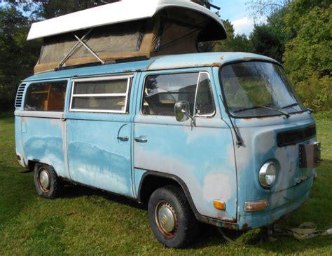 volkswagen vanagon blue seller of cars 1972 volkswagen vanagon blue