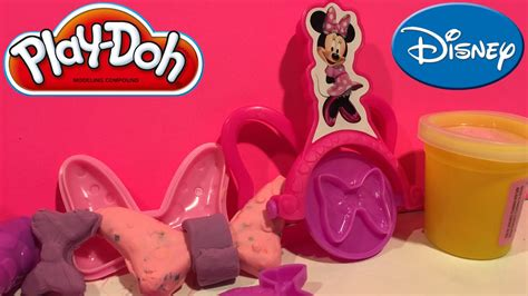 Play Doh Minnie Mouse Boutique Set Featuring Minnie Mouse minnie mouse play doh boutique set