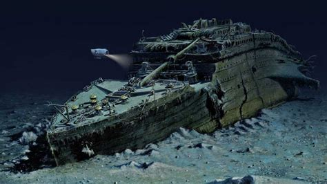 Underwater tours of the Titanic are on the way ? for the