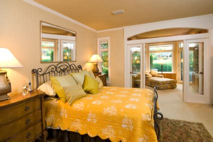 yellow bedroom accessories yellow orange themes brown and bedroom decor