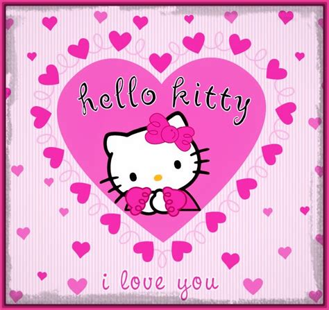 imagenes de hello kitty amor imagenes de hello kitty de amor y amistad archivos