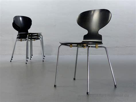 Arne Jacobsen Ameise Stuhl by Sold Arne Jacobsen Fritz Hansen Ameise 3101 Stuhl Vintage