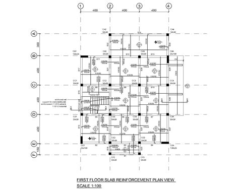 structural design of a house complete structural design drawings of a reinforced concrete house
