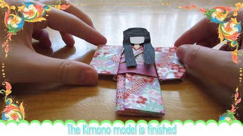 Origami Kimono - origami kimono