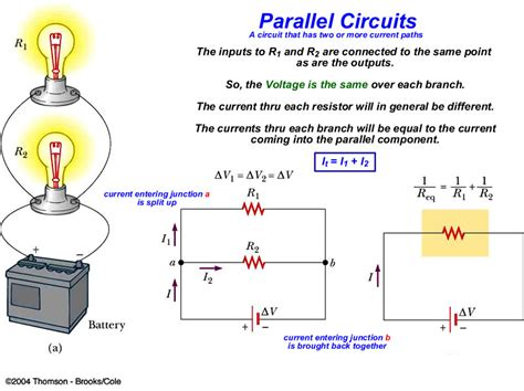 parallel circuits dc circuits