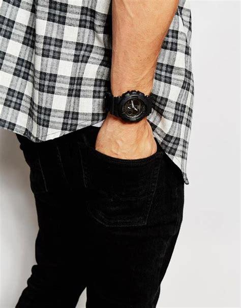 Casio G Shock Ga 100 Black casio g shock ga 100 1a1er recensioni orologi