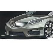 Early Look At Next Generation Honda Accord Euro Acura TSX