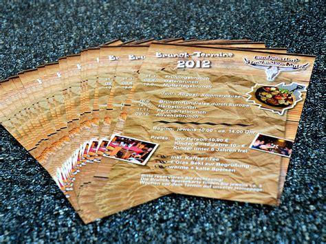 Postkarten Drucken Geringe Auflage by Digitaldruck Flyer Kleinauflage Drucken Schnell