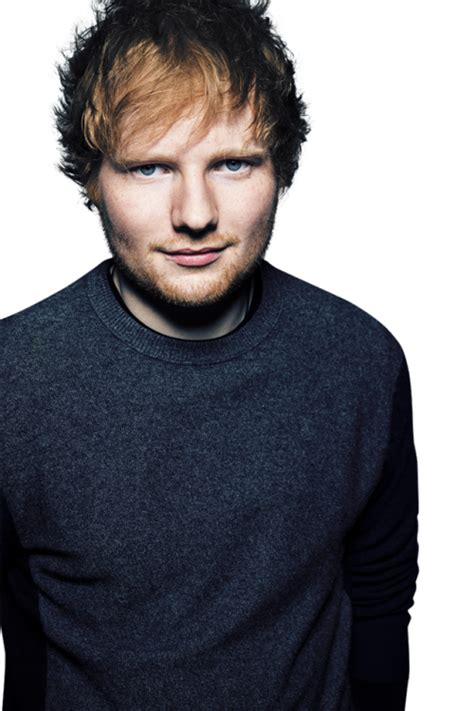 transparent ed sheeran