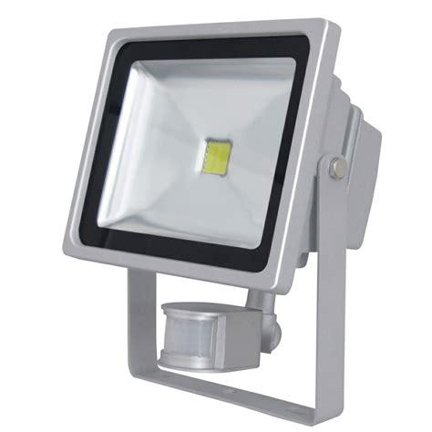 Led Pir Lights Outdoor Kinver 55w Outdoor Led Flood Light With Pir Sensor