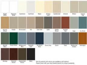 aluminum siding colors aluminum soffit and fascia gentek building products